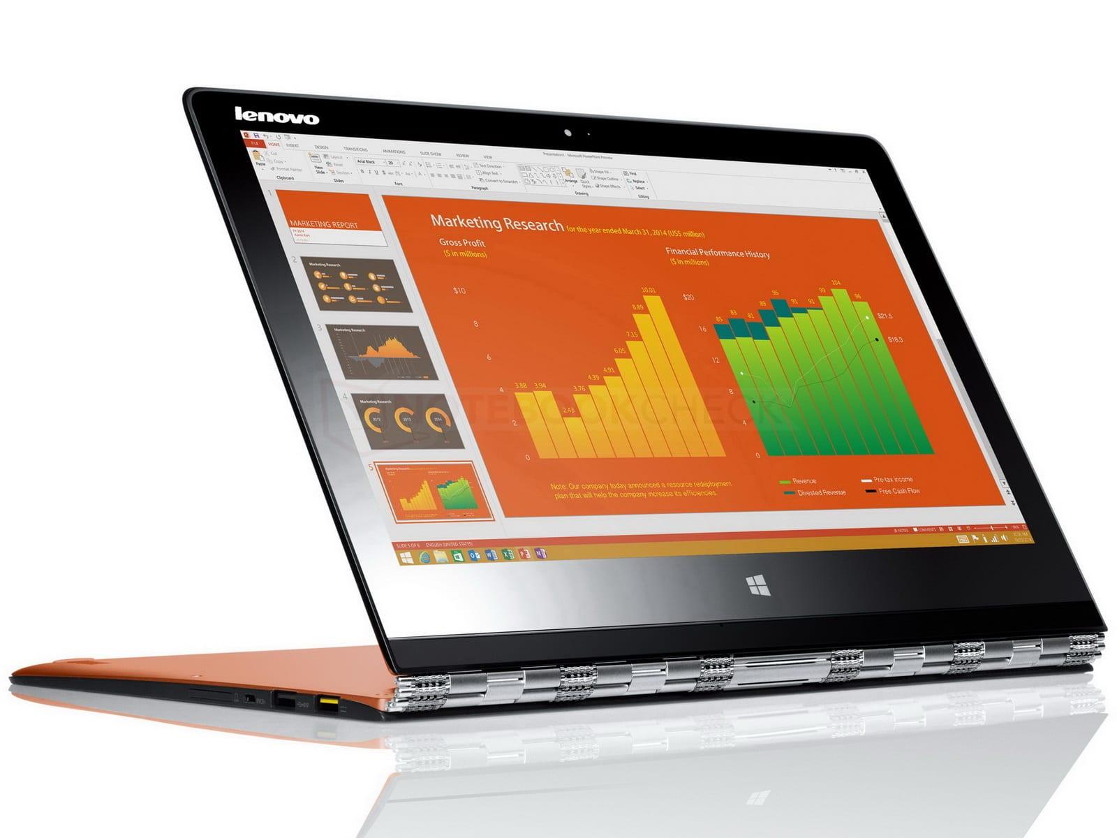 Lenovo Yoga3 Pro