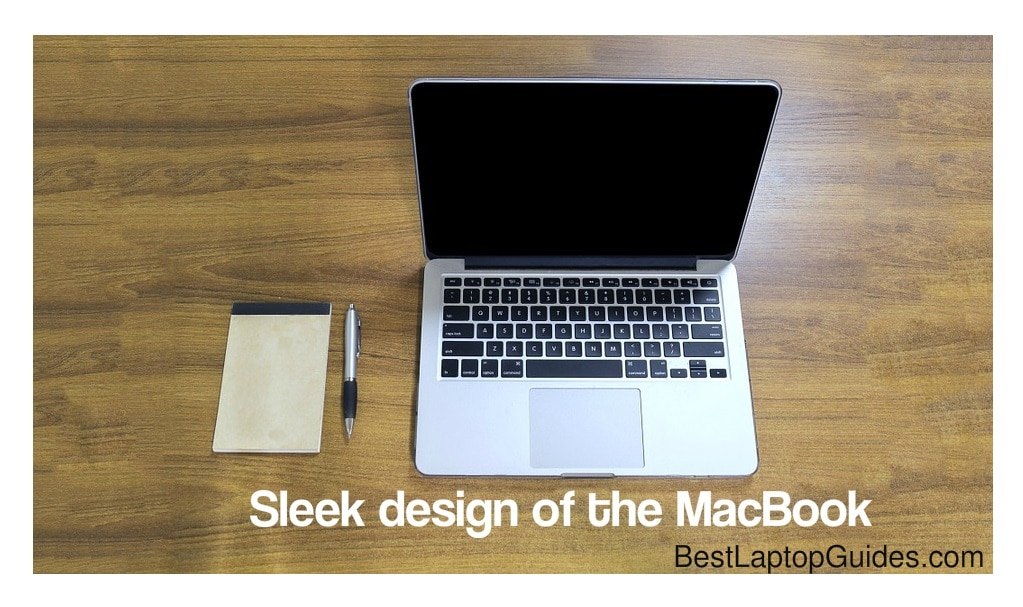 Design of Macbook