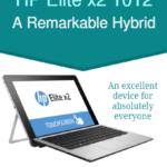 HP Elite x2 1012 hybrid