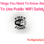 Use Public WiFi Safely