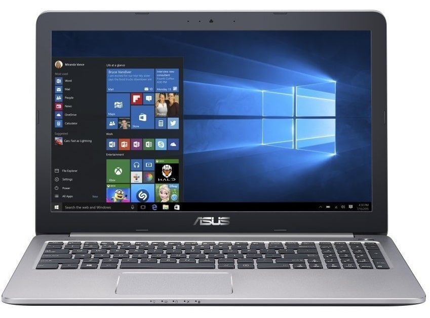 ASUS VivoBook laptop under 1000 pounds UK
