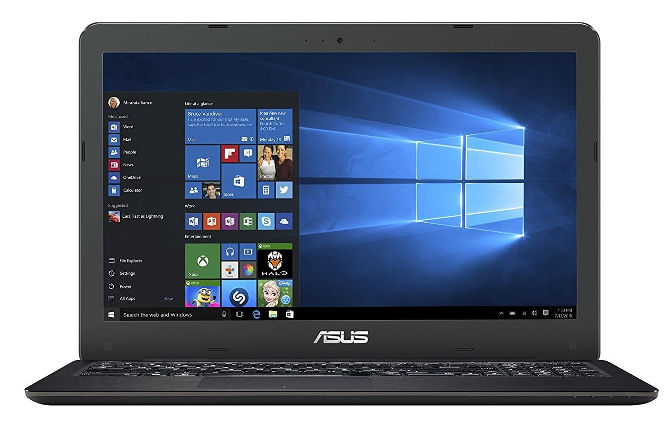 ASUS VivoBook best laptops under 700 pounds