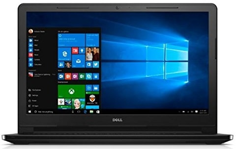 Dell Inspiron 15 3000 laptop under 400 pounds UK
