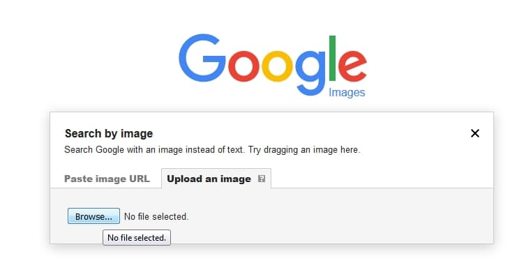 Google search image tip 3