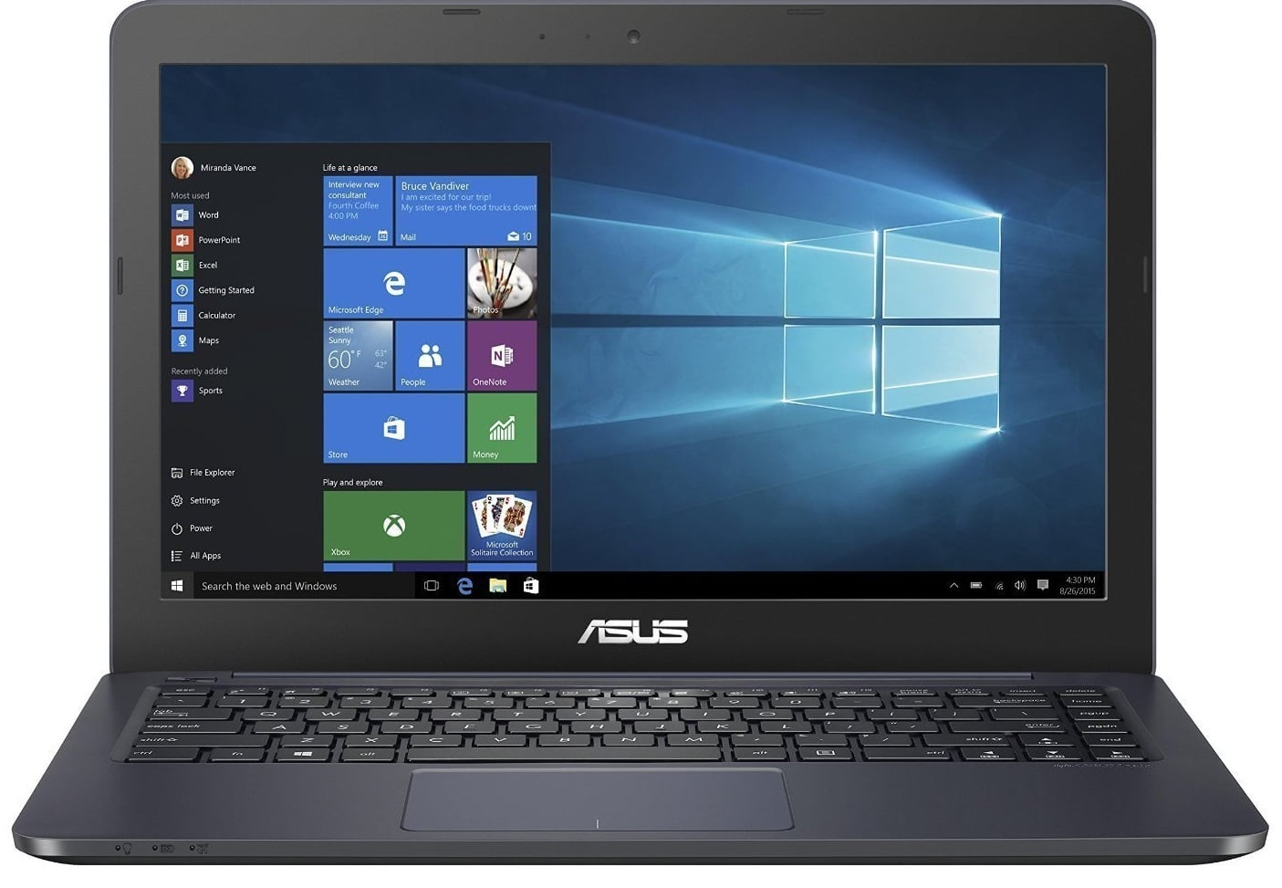 best ASUS Vivo Book under 200 pounds UK
