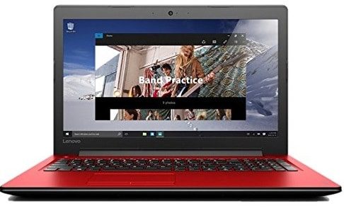 Lenovo IdeaPad 310 best laptop under 400 pounds uk