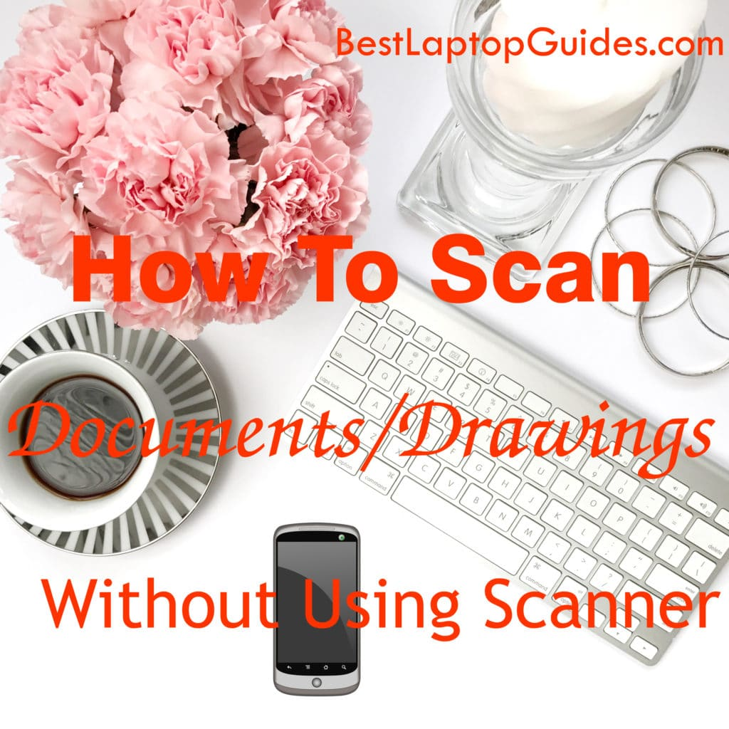 how to make a pdf using scans