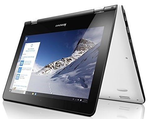 Lenovo YOGA 300 Laptop under 300 pounds uk