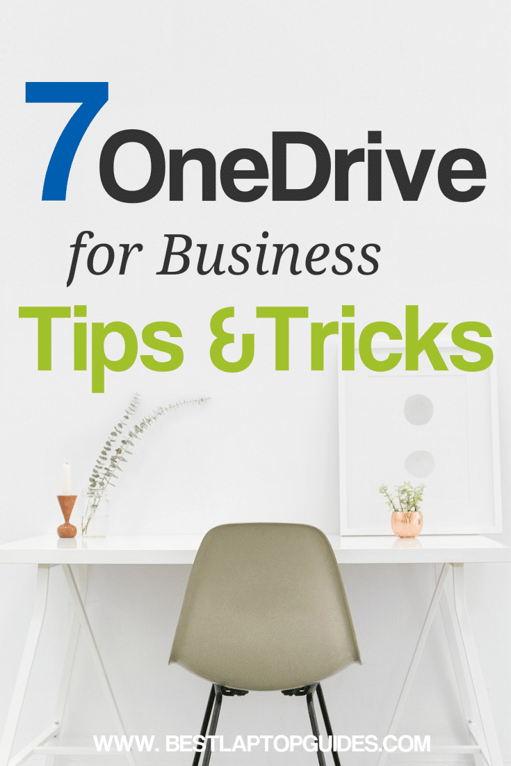 Onedrive for business tips and tricks