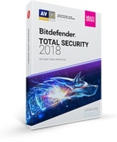 Bitdefender Total Security 2018 features
