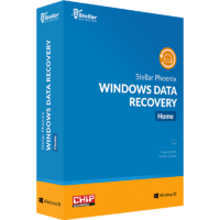 Stellar Phoenix Windows Data Recovery-Home