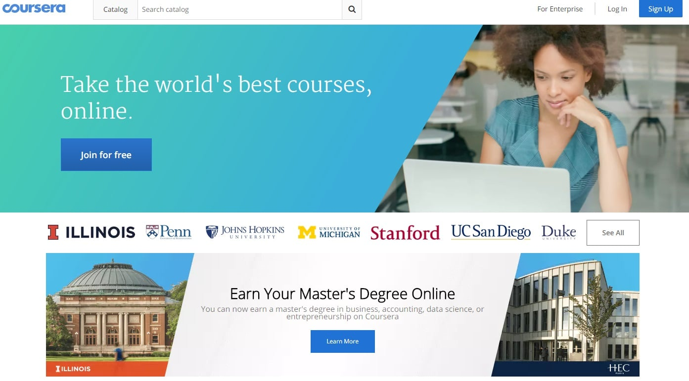 Coursera-Online Course Provider