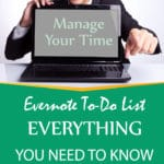 Evernote To do list-everything you need to know