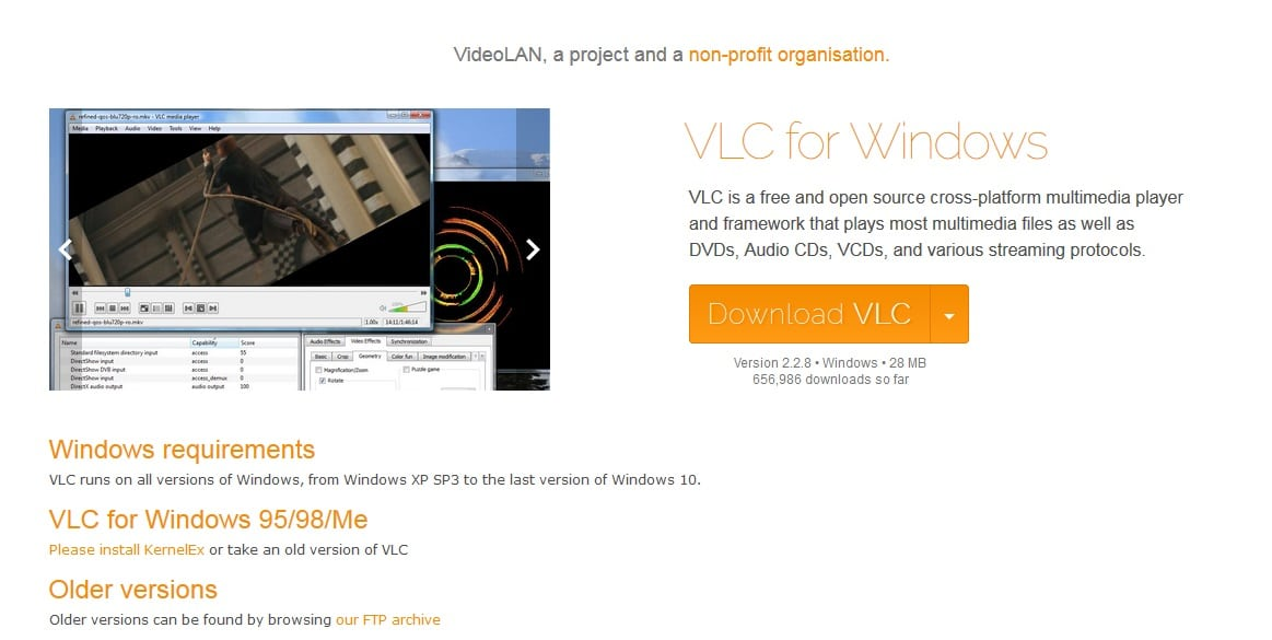 VLC- Best Essential Programs for New Laptop
