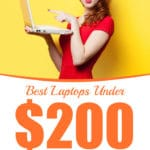 best laptops under 200 dollars