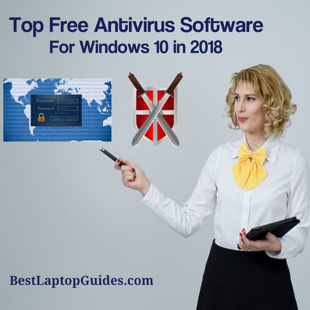Top 10 Free Antivirus Windows 10