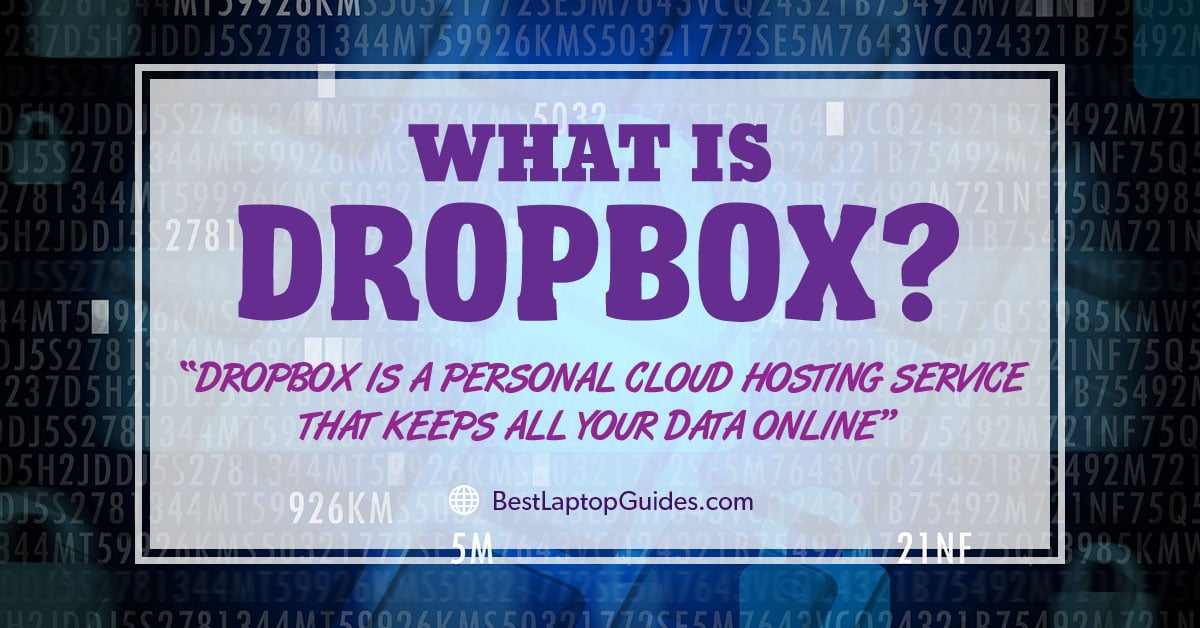 what is dropbox