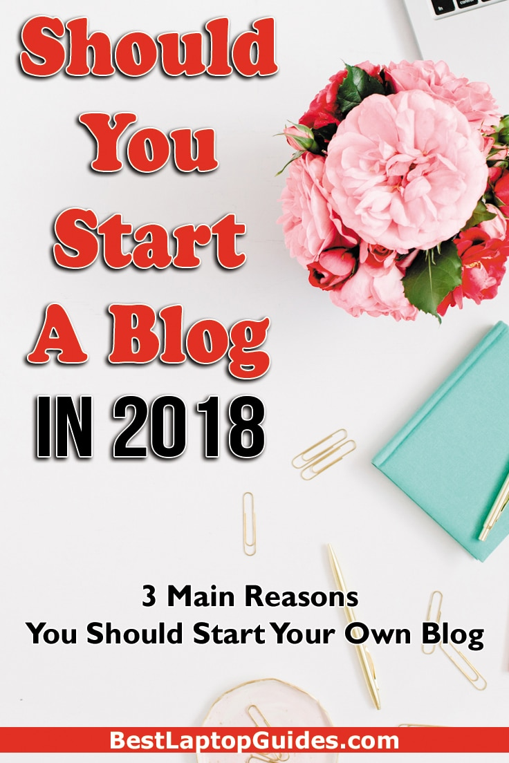 Should you start a blog in 2018
