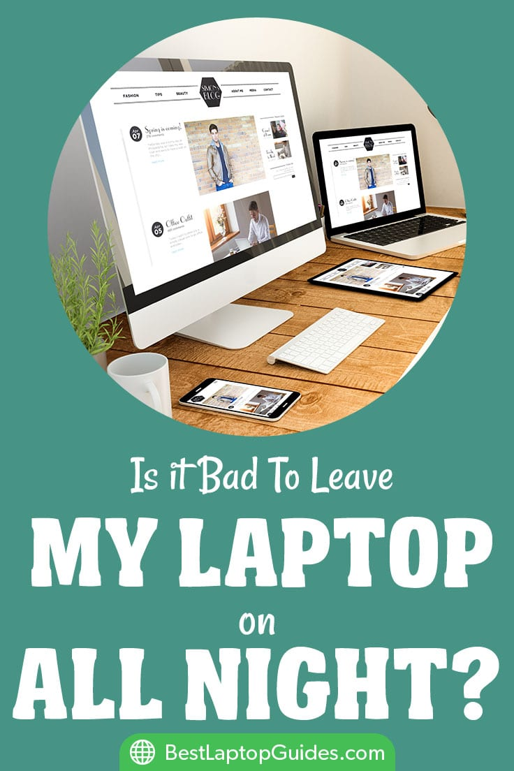 Is it Bad to Leave My Laptop on All Night? Discover The Secrets Tips #tech #laptop #guide #tips #computer
