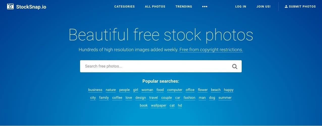 stocksnap free site images