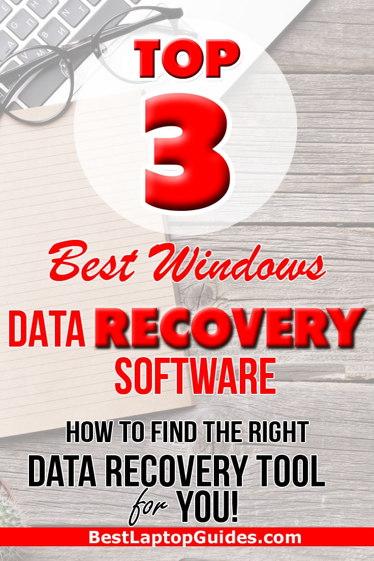 Top 3 Best Windows Data Recovery Software