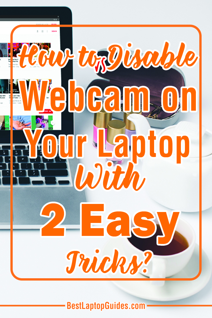 How to Disable Webcam On Your Laptop to Protect Your Privacy With 2 Easy Tricks. Click To Reveal The Quick Tips #tech #tricks #laptop #webcam