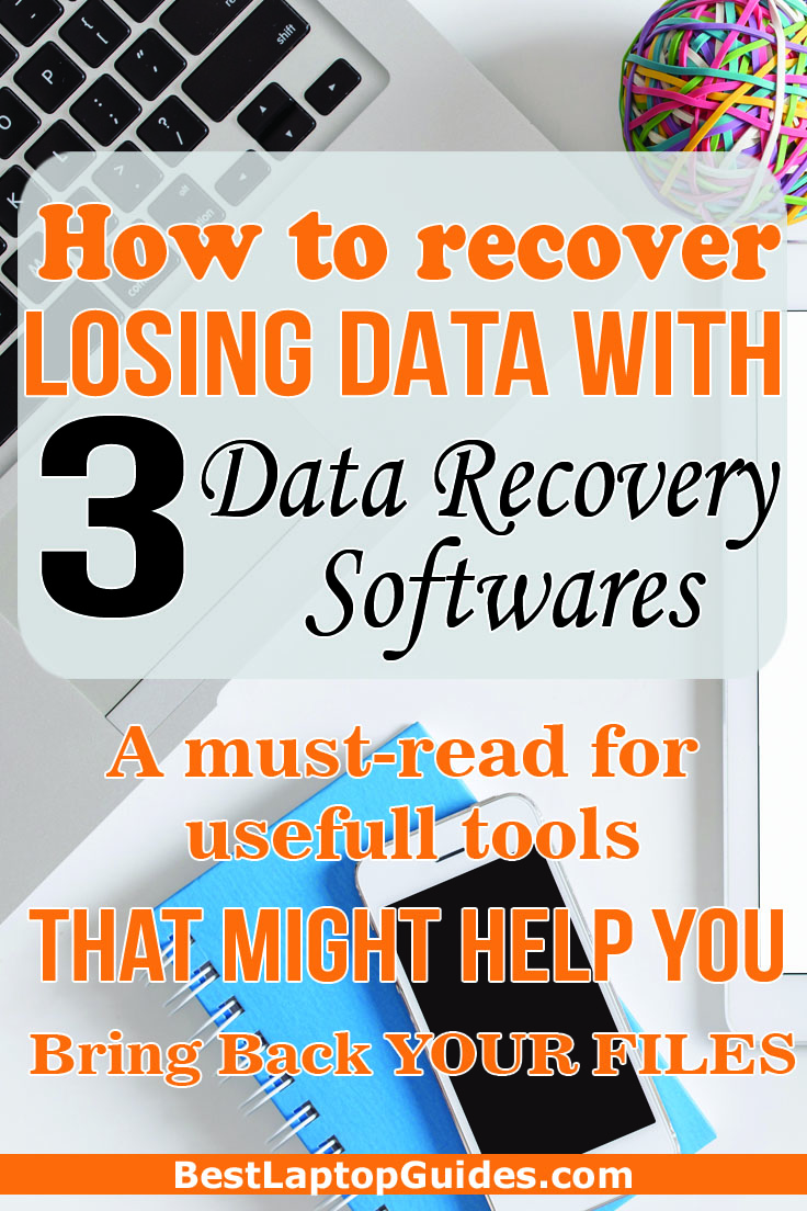How To Recover Your Losing Data With 3 Windows Data Recovery Softwares. Discover More At #guide #tips #laptop #tech #data #recovery #Windows #software