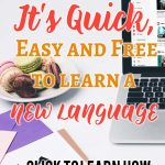 Mondly Review - It is Quick Easy and Free to Learn a New Language. Discover How To Learn #Mondly #review #tech #guide #tips #computer #app #learn #language