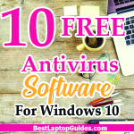 10 free antivirus software for windows 10