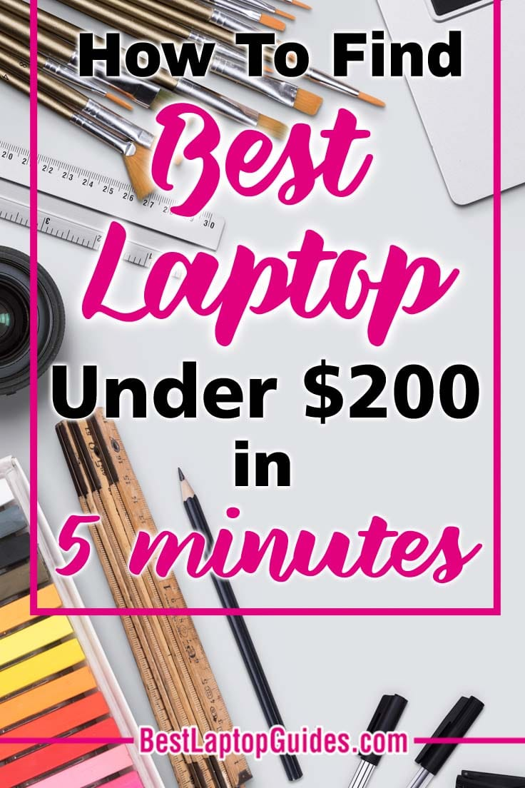 How To Find Best Laptop Under $200-2019 in 5 minutes. Top Selected with Great Value. Click Here To Reveal This Guide  #laptop #Work #Bloggers #Teachers #Under 200 #Cheap #Budget #Students #2019 #list