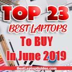 top 23 best laptops to buy in June 2019