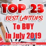 top 23 best laptops to buy in July 2019