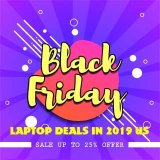 Black Friday Laptop Deals In US 2019