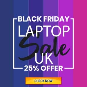 Black Friday Laptop Deals UK 2019