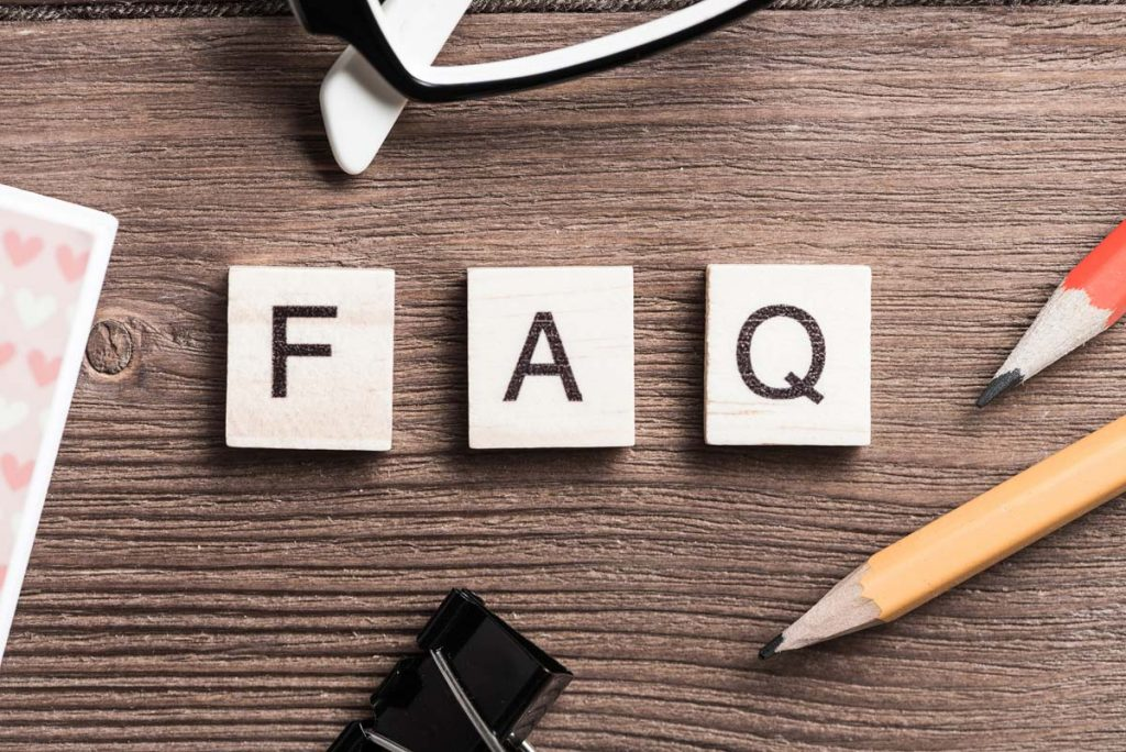 FAQ write for us