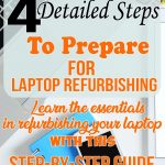 4 Detailed Steps to Prepare for Laptop Refurbishing. Learn the essentials in refurbishing your laptop with this step-by-step guide.