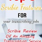 Scribie Review- The Amazing Transcription Service