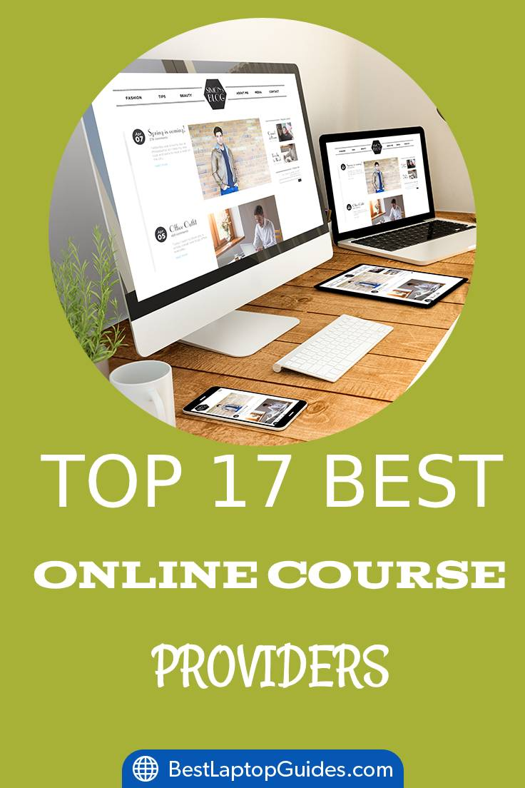 Top 17 Best Online Course Providers
