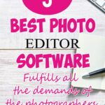 5 best photo editor software